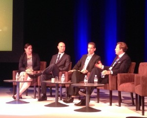 Panelists at the Enterprise Cloud Forum in Monaco on Tuesday mulled the challenges for traditional telcos in the cloud computing space