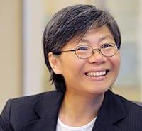 Yvonne Li, president FarEasTone