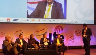 Discussing 5G strategy at the LTE World Summit 2014