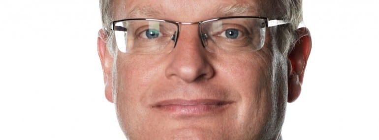 Ericsson CFO Jan Frykhammar