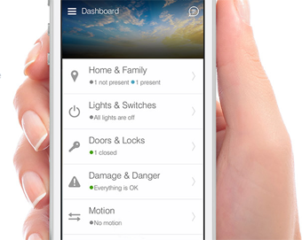 SmartThings is a connected home specialist