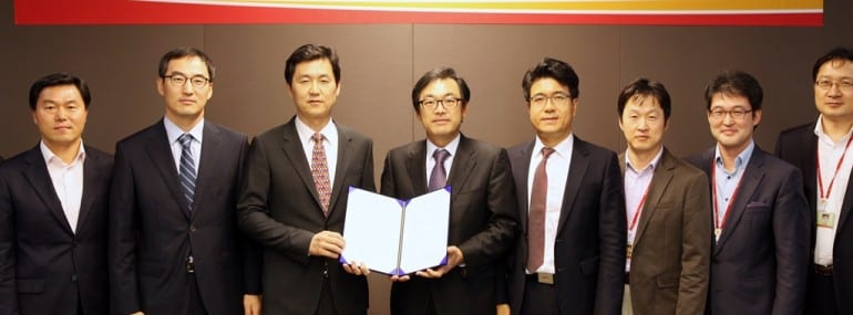 SK Telecom and Samsung will collaborate on 5G R&D