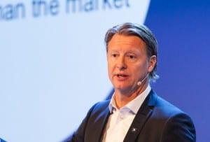 Ericsson CEO Vestberg talks transformation, operators, smartphones, Facebook and SDN
