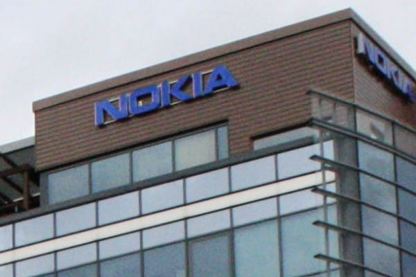 Nokia logo office