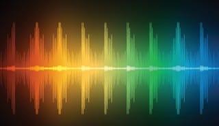 Spectrum wave radio signal frequency (4)