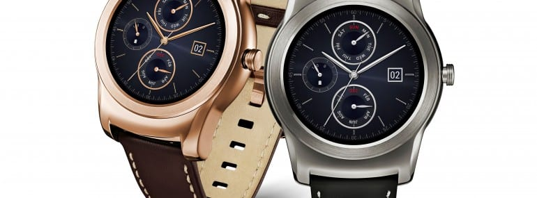 LG launches a smartwatch that looks like a regular watch ...