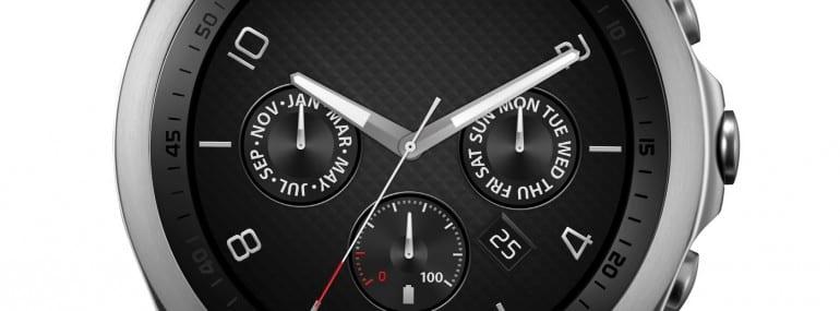 LG Urbane smartwatch LTE