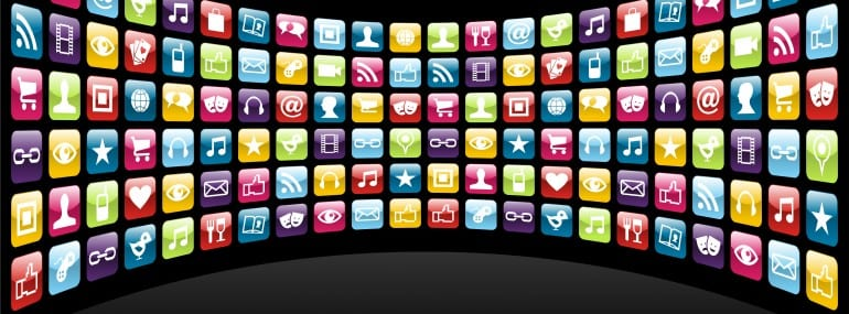 apps, content, TV