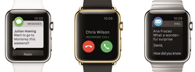 Apple Watch x3
