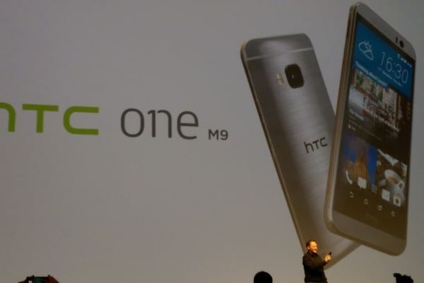 HTC One M9 launch