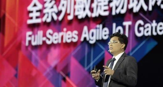 Huawei IoT launch