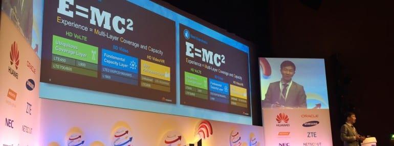 Huawei LTE Keynote