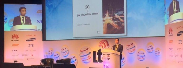KT LTE 5G