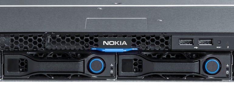 Nokia server unit