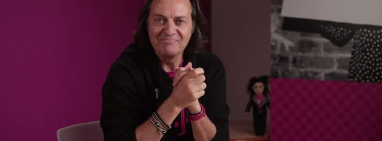 T-Mobile Legere Happy