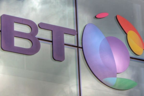 BT office logo