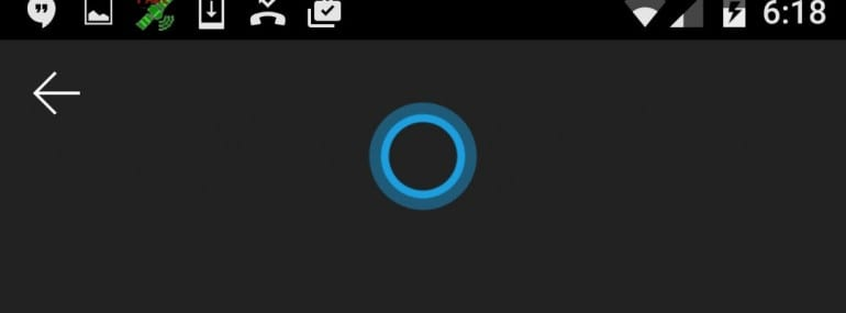Cortana for Android 2