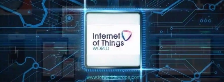 IoT World video graphic