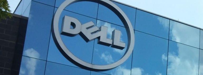 Dell office logo