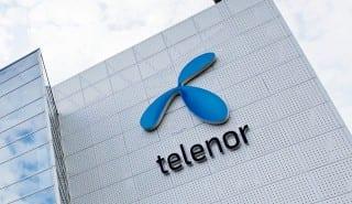 telenor office logo