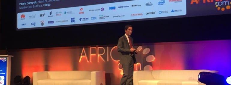Cisco AfricaCom
