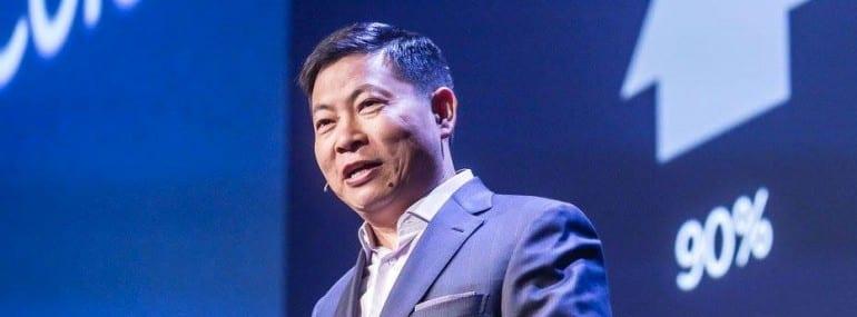 Huawei Richard Yu CES 2016
