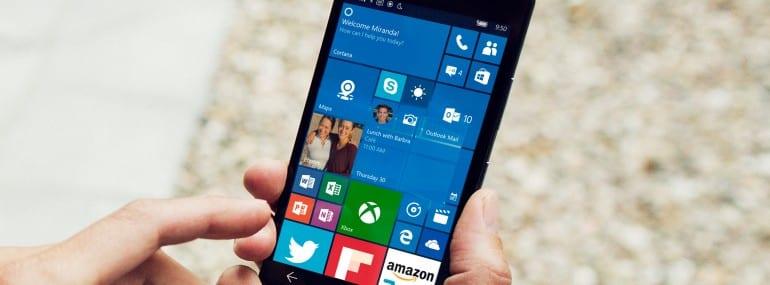 Microsoft Lumia lifestyle