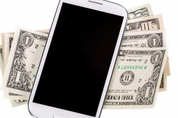 smartphone money subsidy