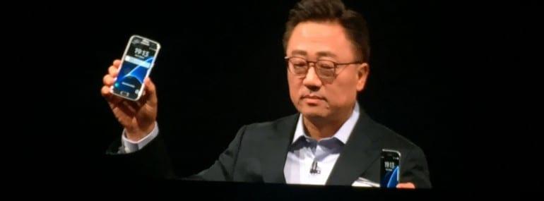 Samsung Galaxy S7 MWC