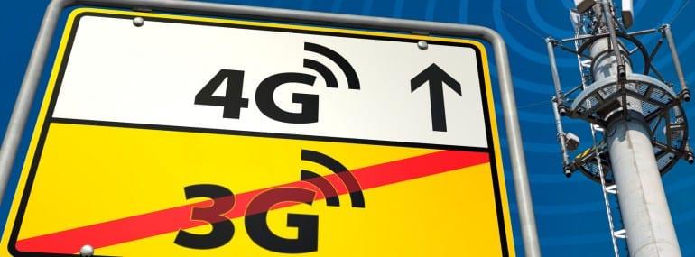 3G 4G Radio Mobile