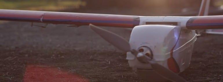Drone PrecisionHawk