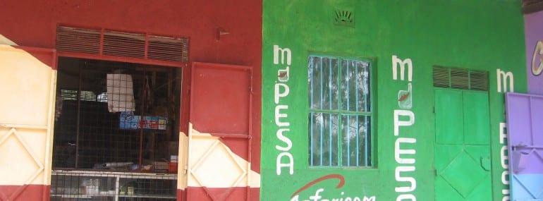 M-Pesa Kenya