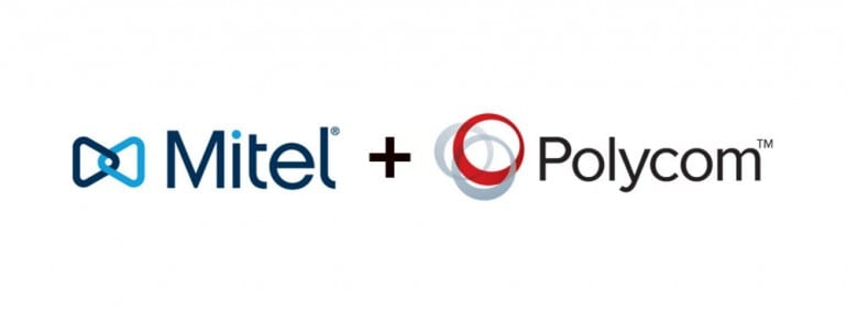 Mitel + Polycom