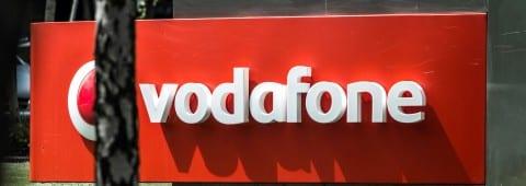 Vodafone newbury HQ