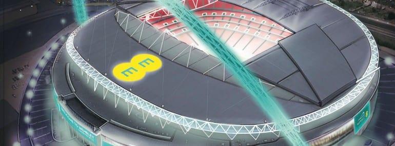 EE Wembley Aerial