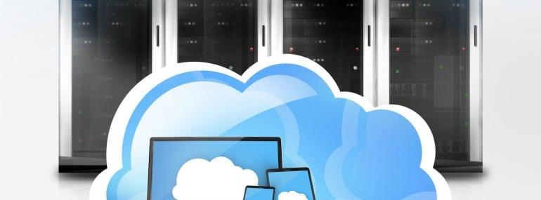 Server Tower Cloud-Computing Design
