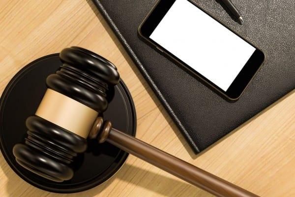 law litigation patent smartphone