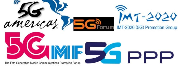 5g global event logo