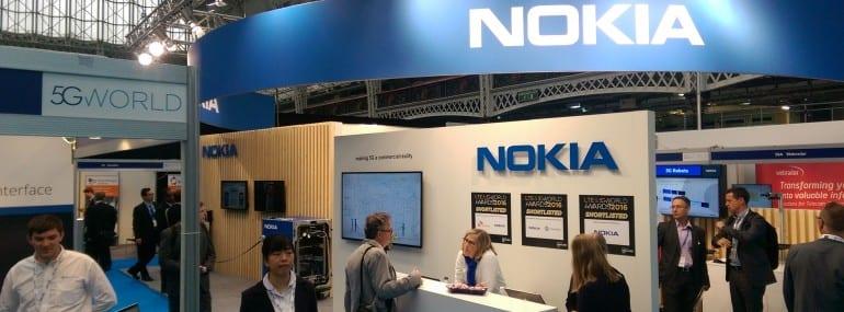 Nokia 5GW2016