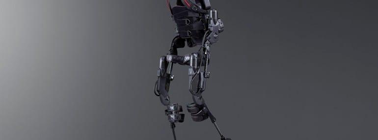 Vodafone Ekso Bionics