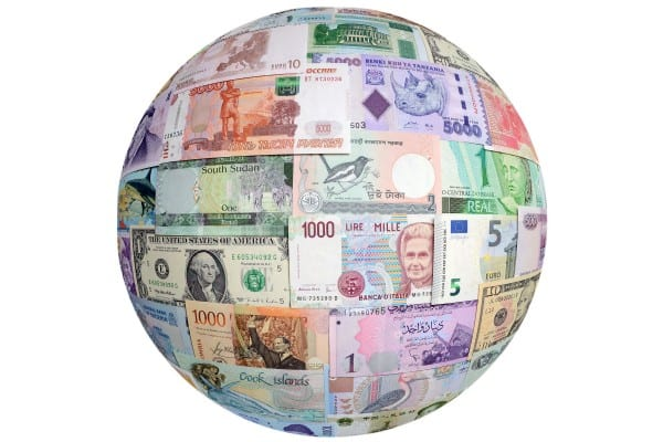 global currency money business