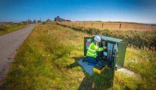 BT Openreach Broadband Rural