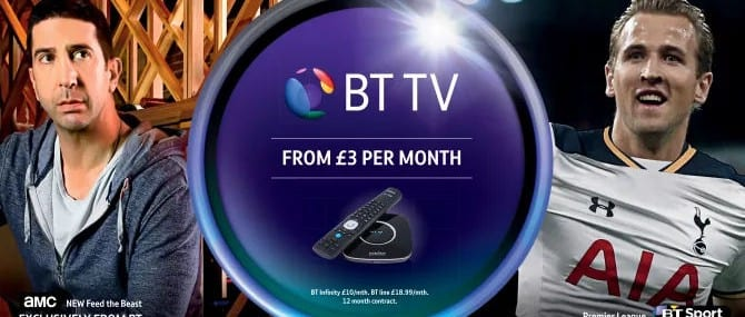 BT TV ad