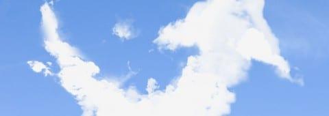 cloud arrow