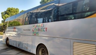 Huawei Connect Bus