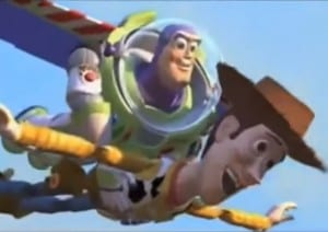Toy Story Buzz Woody