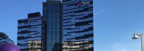 telia office logo