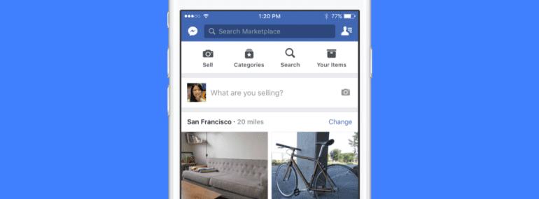 Facebook Marketplace 2