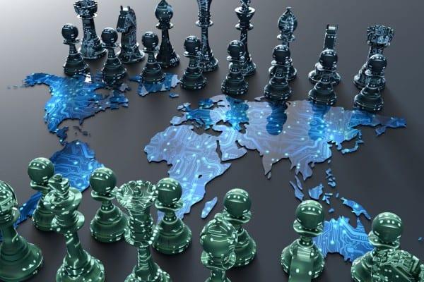 IoT chess world computer battle