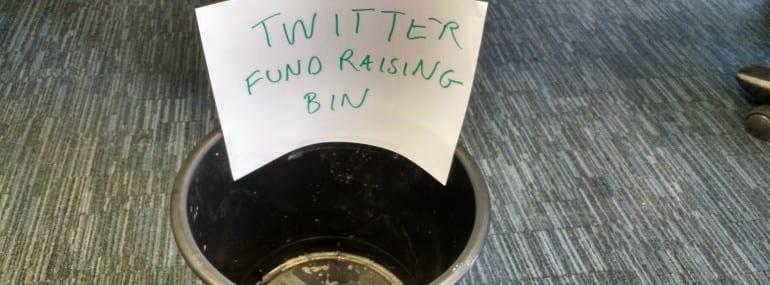 Twitter Bucket